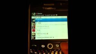 BlackBerry Messenger (BBM) On Wifi