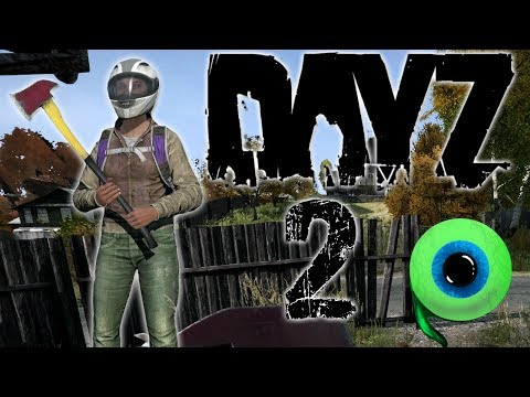 DayZ Standalone - Part 2 | MEETING ANOTHER PLAYER AND FINDING A GUN!