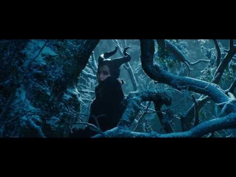 """Disney's Maleficent Official Teaser Trailer, """"'Maleficent,' the untold story of Disney's most iconic villain from the 1959 classic 'Sleeping Beauty,' reveals the events that hardened Maleficent's heart and drove her to curse the baby, Aurora."""" (via Andrew Ducker, who notes as an..."""