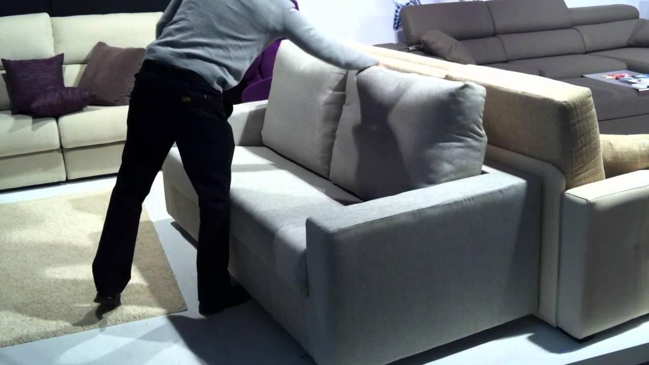 C mo se abre un sof cama italiano youtube for Como se abre un cajero automatico