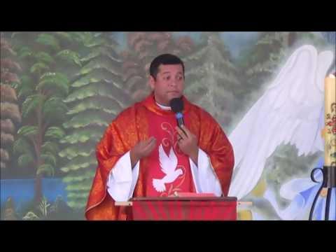 Homilia Padre Milton Satiro 15.05.2016