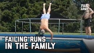 Zábavné rodinné faily