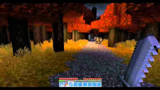 FrightNight: Slender Man [Minecraft] Part 1 SHAT BRICKS