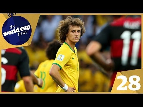 Brazil 1 - 7 Germany: Five Things We Learned | Day 28 | World Cup Show