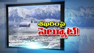 Story Board : Special Story on Siachen Base Camp