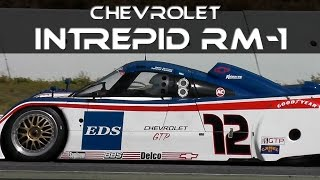 Intrepid RM1 Chevrolet Le Mans Group C Racing