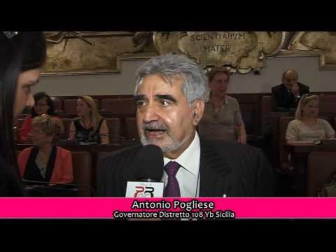 LE ORIGINI DELLA LINGUA ITALIANA: GEMELLAGGIO LIONS SICILIA/TOSCANA