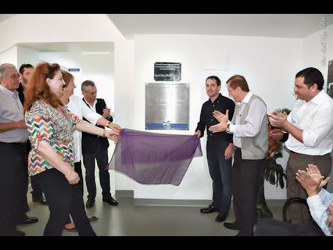 Cerimonial de entrega do novo Centro Cir�rgico do Hospital OASE