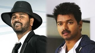 No need to Certify Vijay: Prabhudeva