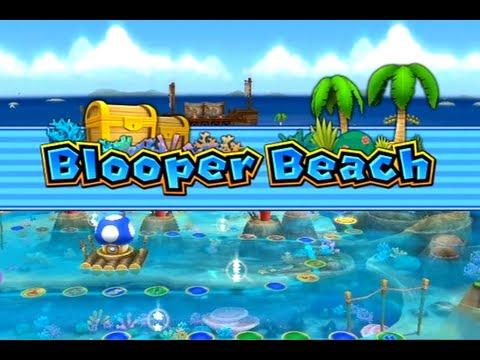 Mario Party 9: Blooper Beach