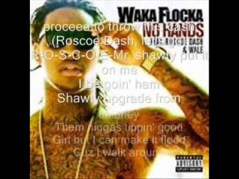 waka flocka flame hands lyrics