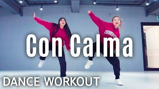 [dance Workout] Daddy Yankee & Snow - Con Calma | Mylee Cardio Dance Workout, Dance Fitness