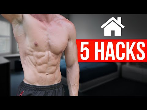 5 Home Workout Hacks (SUCCESS MINDSET)