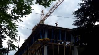 Ilegalități pe un șantier turcesc, ca la moldoveni