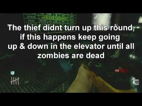 Call Of Duty Black Ops Zombie Cheats Xbox 360