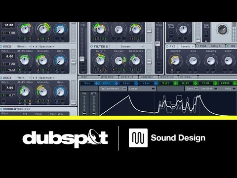 Native Instruments Massive Tutorial Pt 2 :: Talking Bass Sequencing