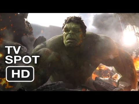 Avengers TV Spot - War (2012) Marvel Movie HD