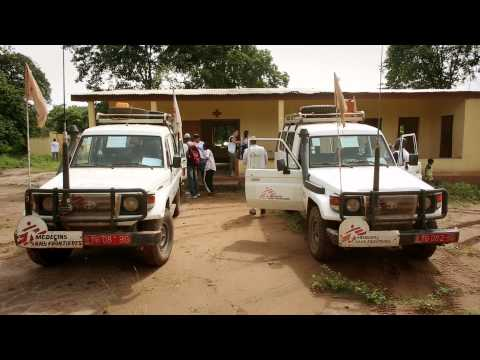 malaria epidemic in CAR