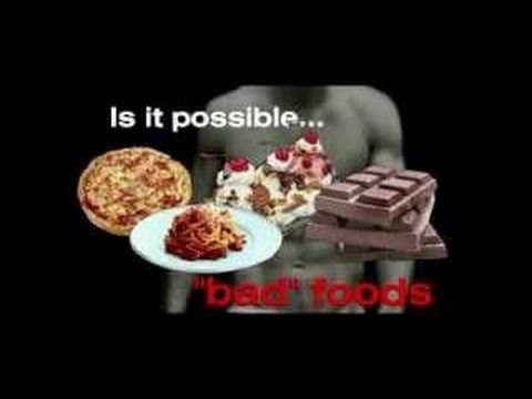Weight Loss Foods - Eat Junk Food Lose Weight