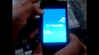 Hard Reset Alcatel One Touch 4007 (pixi)