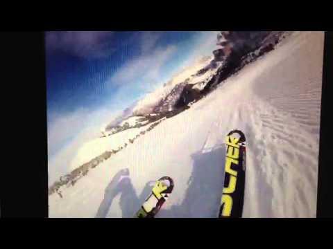 Ski time...