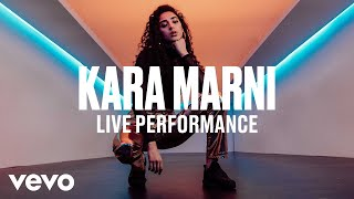 Kara Marni - Love Just Ain't Enough (Live) | Vevo DSCVR