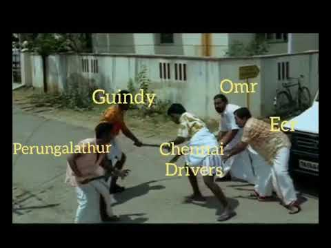 Vadivelu trying to escape-very funny😂😂