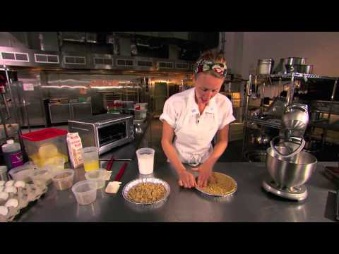 Breville -- Tosi on Tour  -- Christina Tosi from Momofuku Milk Bar makes Crack Pie