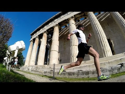 """Urban Run Athens Sights"" (video 7min36sec)"