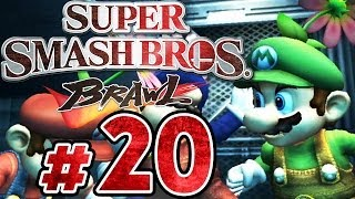 super smash bros brawl spielen