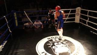 Agnese Boza Vs Kestutis Tervidas Boxing Woman Vs Man