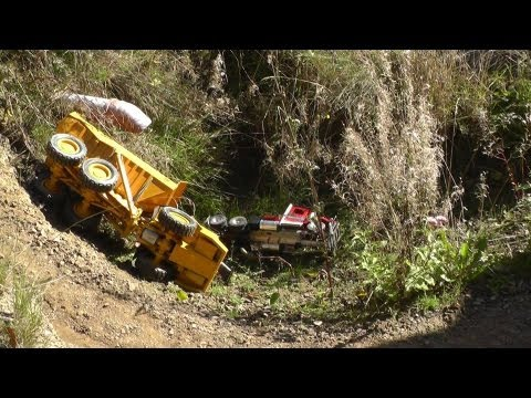 RC HEAVY CONSTRUCTION ZONE, RC BAUSTELLE XXL, RC BIG MINE, RC ACCIDENT