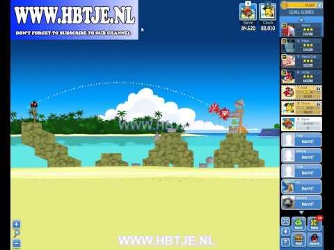 Angry Birds Friends Tournament Level 6 Week 66 (Tournament 6) no power-ups