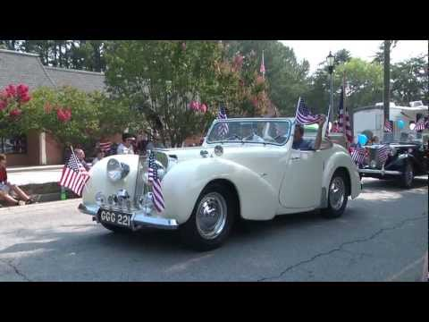 Dunwoody 4th of July Parade 2011 - Part 1