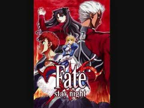 "Fate/Stay Night OST - Tenchi Hou Take, Another un uploaded track. Alright, this is from the anime Fate/Stay night. My Second favorite song in the series. The first being ""Emiya"" it's in my favorit..."
