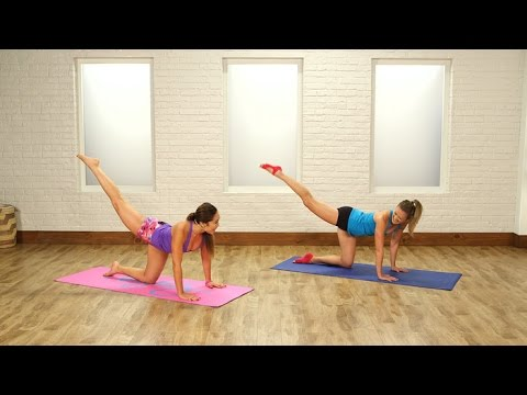 20 Minute Sexy Workout Mash-Up | Class FitSugar