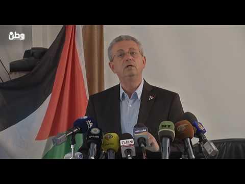 مصطفى البرغوثي: صمود الفلسطينيين عام 67 أفشل المشروع الاسرائيلي ومثل اكبر انجاز