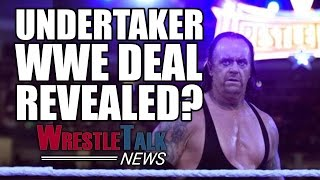 Undertaker Retiring At Wrestlemania 33!? ECW Stars Return To WWE! | WrestleTalk News