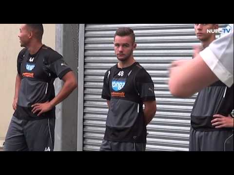 Newcastle United return for pre-season training
