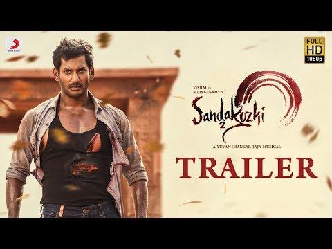 Sandakozhi 2 Official Trailer - Vishal, Keerthi Suresh, Varalaxmi : Yuvanshankar Raja : N Lingusamy