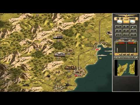 Let´s play Panzer Corps: Messina (Grand Campaign West 42-43)