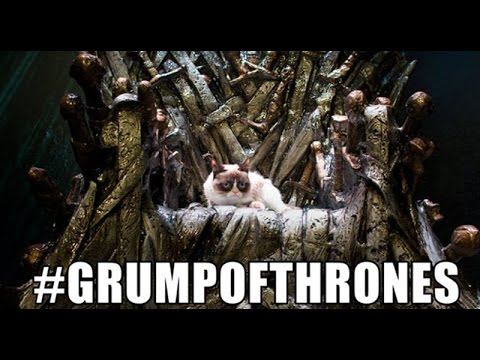 Grump of Thrones: The Making of a Meme