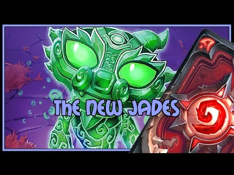 Hearthstone: The new jades (jade druid)