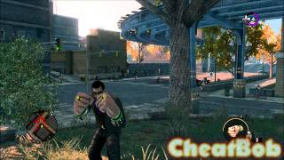 Saints Row The Third : Let's Have Fun With Cheats (sex