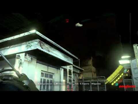 Resident evil 6 Infierno Campaña Chris Capitulo 3 Rango S (1/2)