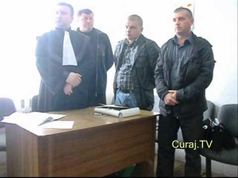 Au mai condamnat 3 poliţisti… condiţionat