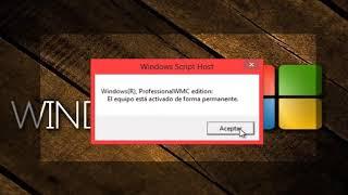 ACTIVAR WINDOWS 8 PRO SIN NINGUN PROGRAMA O ACTIVADOR