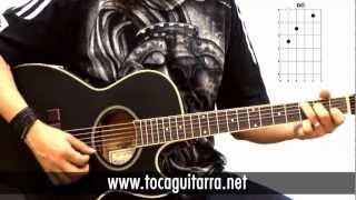Cómo Tocar En La Guitarra Vivir Sin Aire Maná