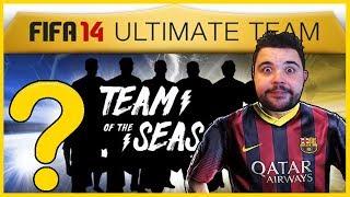 Apertura Pacchetti FIFA 14 : Team Of The Season !