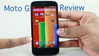 Moto G Review With Android KitKat Update
